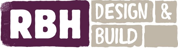 RBH Design and Build logo